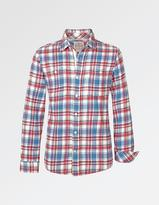 Fat Face Mosedale Twill Check Shirt