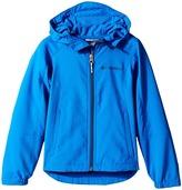 Columbia Kids - SplashFlashtm Hooded Softshell Jacket Boy's Coat
