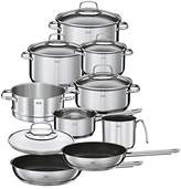 Rosle Elegance - Stainless Steel 14-Piece Cookware Set - 4 Stockpots