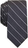 Bar III Men's Weldon Stripe Slim Tie, Only at Macy's