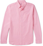 J.Crew Slim-Fit Button-Down Collar Cotton Oxford Shirt