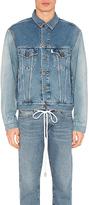 Off-White Denim Jacket. - size S (also in XL)