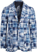 Ralph Lauren Morgan Madras Sport Coat