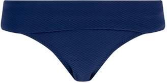 Heidi Klein Textured Fold Over Bikini Bottoms