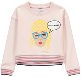 No Added Sugar Sale - Touchy Feeley Character Sweatshirt