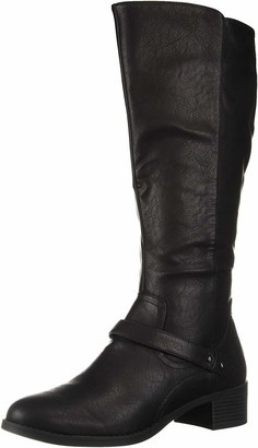Easy Street Shoes Women's Jewel Mid Calf Boot