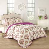 Waverly Traditions by 3-piece Primrose Quilt Set
