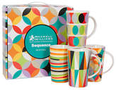 Maxwell & Williams Sequence Set of 4 Mugs
