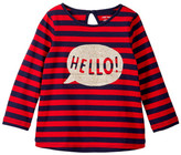 Joe Fresh Stripe Tee (Baby Girls)