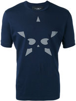 Hydrogen star print T-shirt - men - Cotton - L