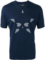 Hydrogen star print T-shirt - men - Cotton - M