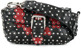 RED Valentino studded shoulder bag - women - Calf Leather/metal - One Size