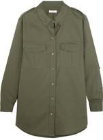 Equipment Major Cotton Shirt - large