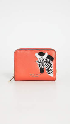 Kate Spade Safari Small Compact Wallet