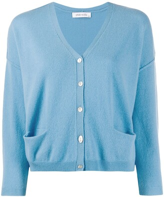Philo Sofie Dropped Shoulder Cardigan