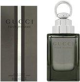 Gucci for Men Eau De toilette Spray