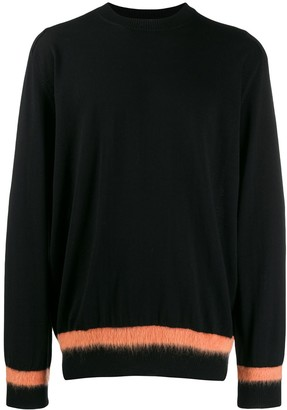 Oamc Two-Toned Jumper