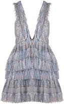 Thurley Moonshine Fringe Baby Doll Dress