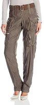 Johnny Was Women's Marika Cargo Pant with Belt
