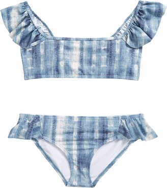 Billabong Kids' In A Wave Two-Piece Swimsuit