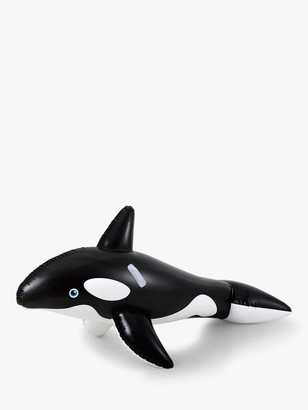 Summer Waves Whale Ride-On Inflatable