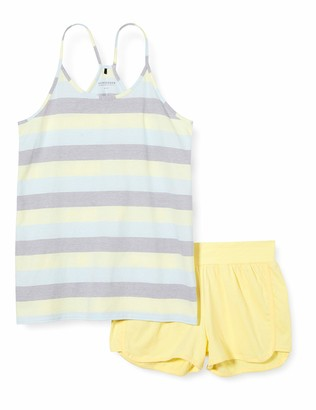 Schiesser Girls' Madchen Anzug Kurz Pyjama Sets
