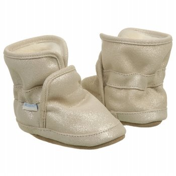 Robeez Kids' Cozy Ankle Bootie Inf