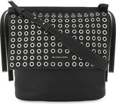 MICHAEL Michael Kors Chambers large grained leather shoulder bag