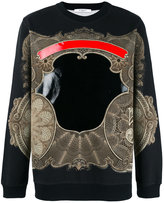 Givenchy Blazon sweatshirt - men - Cotton - S