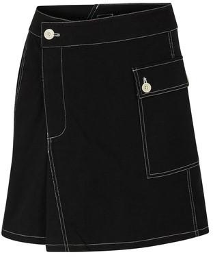 Proenza Schouler Heavy cotton skirt