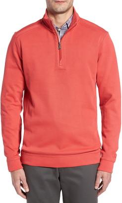 Cutter & Buck Bayview Half Zip Pullover
