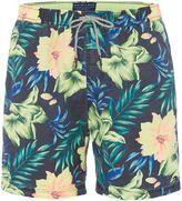Scotch & Soda Men's Mid-length All-Over Swim Shorts