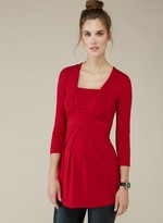 Isabella Oliver Dalmore Maternity Top