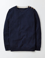 Boden Textured Crew Sweater