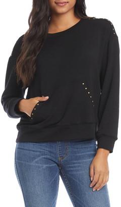 Karen Kane Studded Pullover
