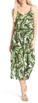 Show Me Your Mumu Women's Margaux Crop Jumpsuit