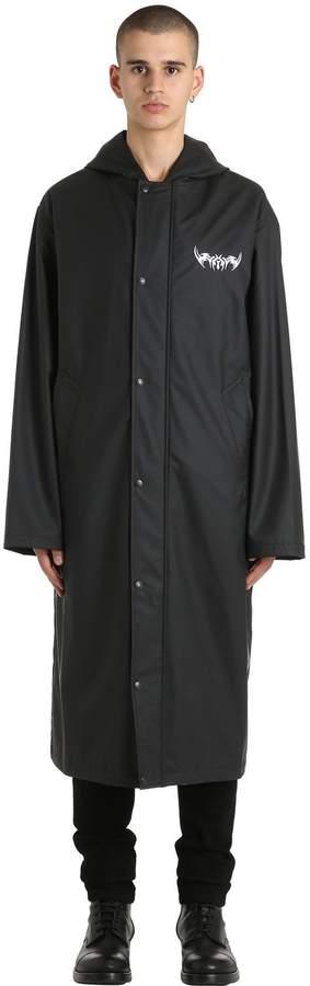 Misbhv Tribal 95' Kubo Nylon Rain Coat