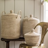 Graham and Green Rustic Woven Baskets