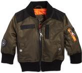 Urban Republic Boys' Bomber Jacket - Baby