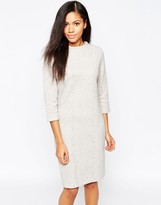 B.young 3/4 Sleeve Sweater Dress