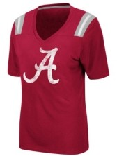 Colosseum Women's Alabama Crimson Tide Rock Paper Scissors T-Shirt