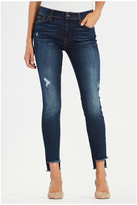 7 For All Mankind Women's Ankle Skinny