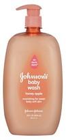 Johnson & Johnson Johnson's Honey Apple Baby Bath - 28 oz.