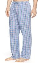 Ralph Lauren Plaid Cotton Sleep Pant