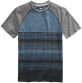 Univibe Stripe Raglan T-Shirt, Big Boys (8-20)