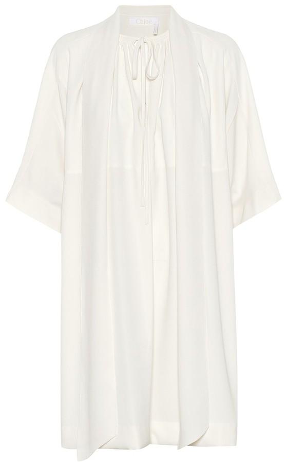 7b1f800f70 Chloé White Dresses - ShopStyle