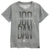Jordan Toddler Boy's Flight Dri-Fit Graphic T-Shirt
