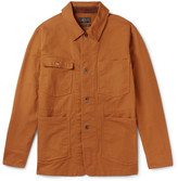 Beams Duck Canvas Field Jacket