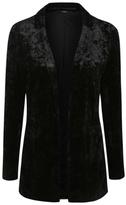 Blaze George Velvet Blazer Jacket