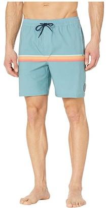 Rip Curl Highway Volley (Blue Grey) Men's Swimwear